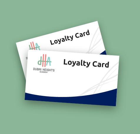 dha family loyalty card